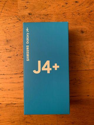 Samsung Galaxy J4+ (nuevo precintado)