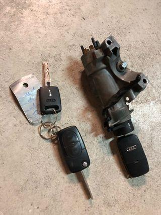 Clausor de Audi A6 4b5