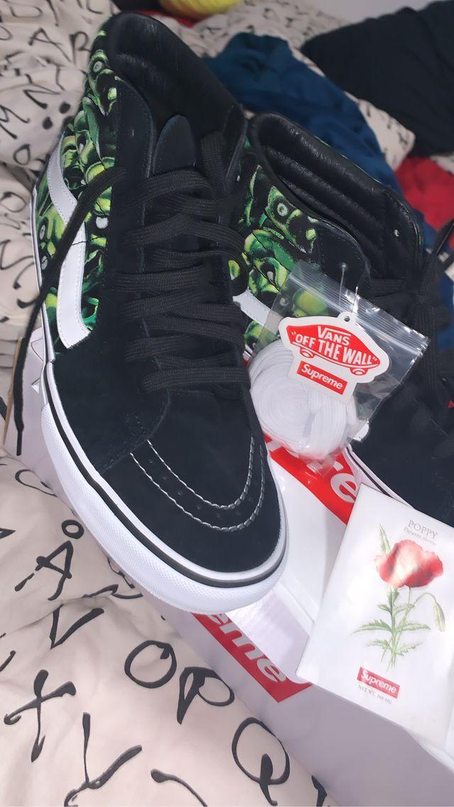 Zapatillas supreme
