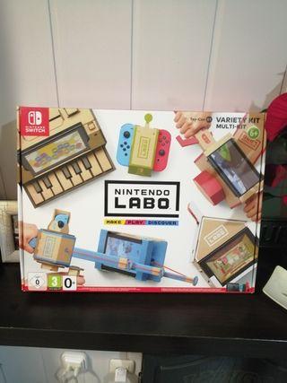 labo para Nintendo switch