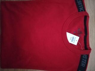 Camiseta Hollister Nueva.