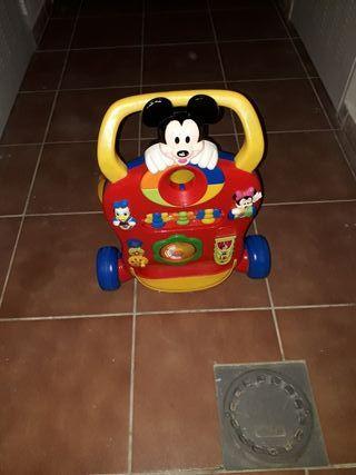 Andador Mickey Mousee
