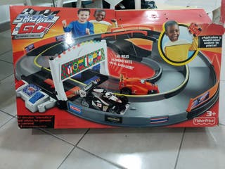 Circuito de coches Shake & go!