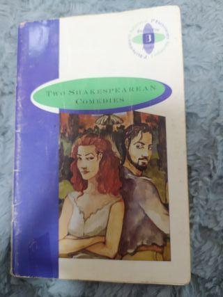 Two Shakespeare Comedies (traducción a español)