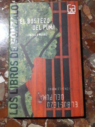 LIBRO EL BOSTEZO DEL PUMA