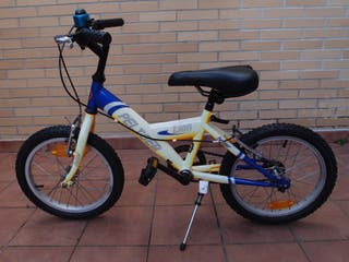 Bicicleta 16'' PELISER