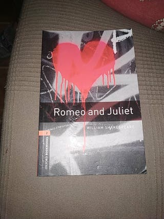 Romeo and Juliet OXFORD, Shakespeare