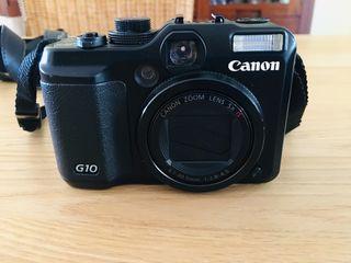 Camara de fotos digital canon G10