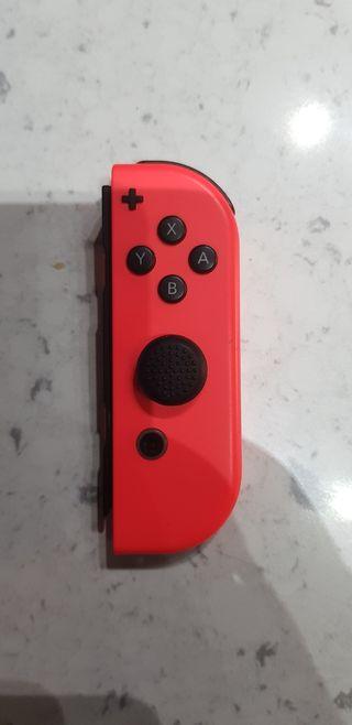 mando derecho e izquierdo nintendo switch