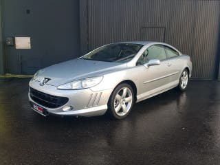 Peugeot 407 Coupe 2.7 HDI Sport 205 CV