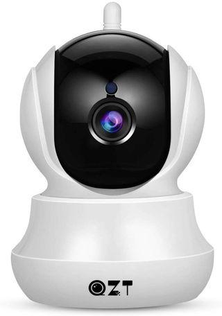 Cámara IP, Cámara de Vigilancia 1080P Wifi Bidirec
