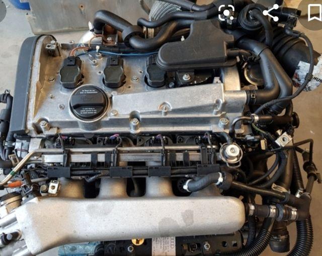 motor 1.8 20 válvulas turbo AUM 150cv