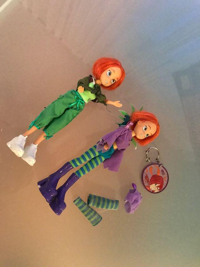 Muñecas witch will