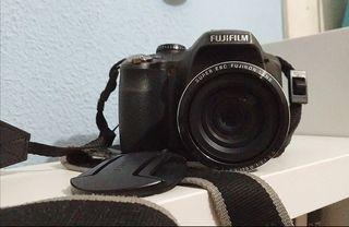 Cámara Fujifilm Finepix SL 300, 14M (compacta)