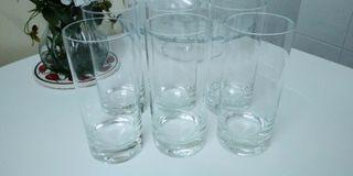 6 Vasos Whisky altos