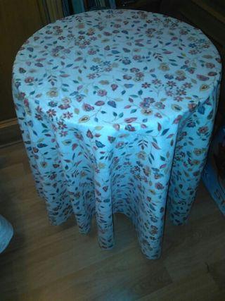 mesa camilla de madera de 60