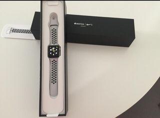 Apple Watch Nike+ Series 3 GPS de 38 mm