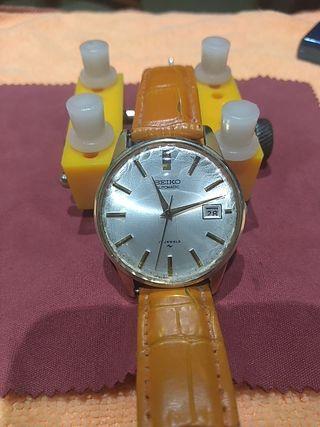 reloj Seiko automático años 70