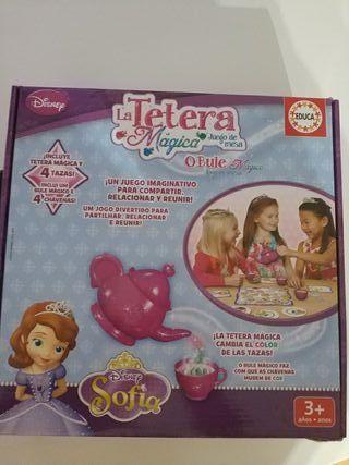 La Tetera Mágica de Sofía de Disney