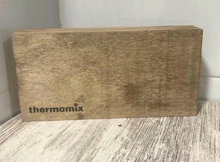 Caja turrón thermomix