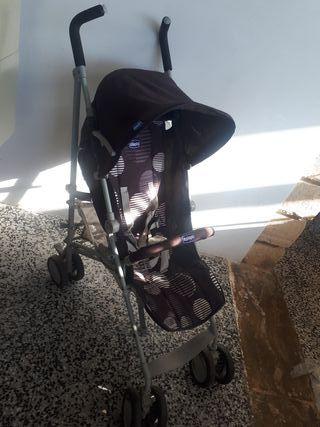 carro chicco silla