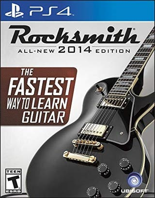 Rocksmith + Cable PS4