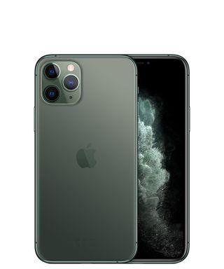 iPhone 11 pro dark green