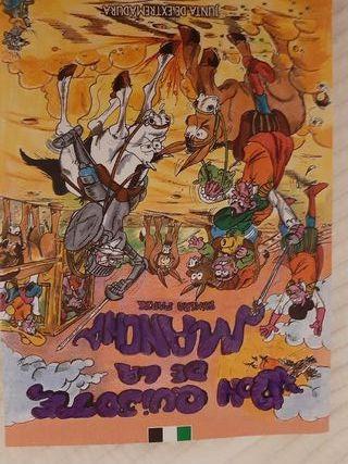 Don Quijote de la Mancha volumen 1 (cómic)