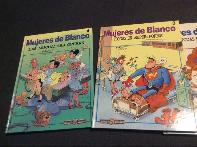 Comics Enfermeras y Doctoras