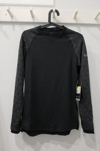 Camiseta running NIKE PRO manga larga nueva