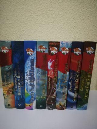 Colección viaje al reino de la fantasía