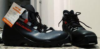 botas nuevas esquí de fondo 46