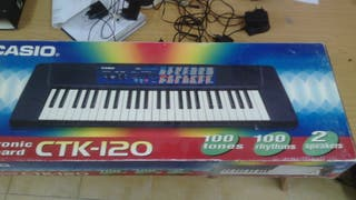 Organo electronico casio CTK120
