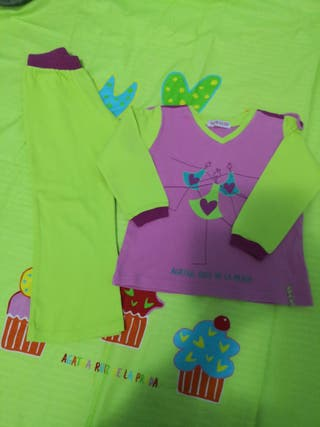Pijama Agata ruiz de la prada 6 años