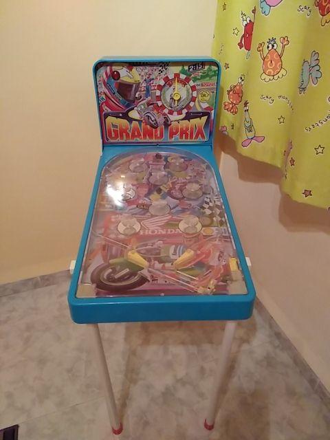 pinball antigua