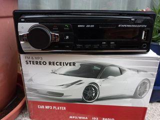 Radio Fm stereo para coche