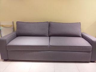 Sofá cama plume de 3 plazas