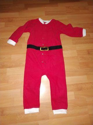 traje navidad talla 18/24 meses