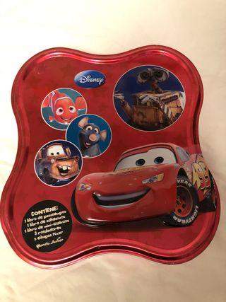Caja metálica CARS