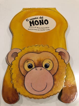 Cuento animales Mono