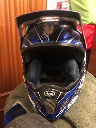 Arai enduro Grizzly
