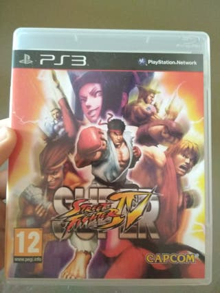 Super Street Fighter (PS3)