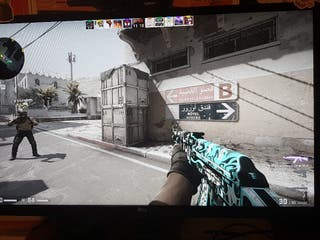 Monitor LG 27 pulgadas FULL HD