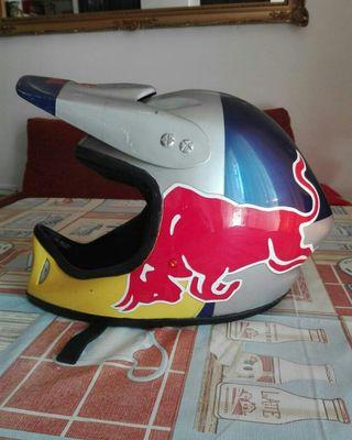 casco integral para descenso