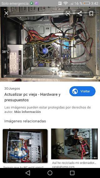 Recojo ordenadores y portátiles rotos gratis