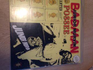 Junior Murvin Bad Man Posse vinilo original
