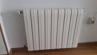 Vendo radiadores Roca de pared