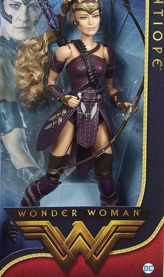 Barbie antiope wonderwoman original ESTRENO