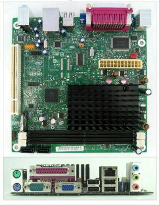 Mini pc Intel Atom 1'66