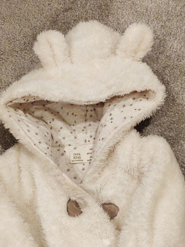 Buzo bebé invierno Zara